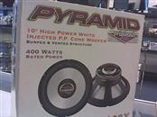 PYRAMID CAR AUDIO Car Speakers/Speaker System WX-102X